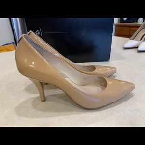 Michael Kors heels pumps size 8.5 nude women